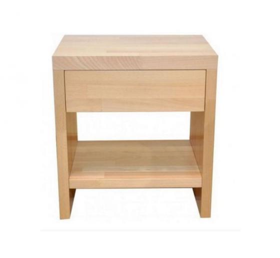 Noční stolek LUCIA ZP buk