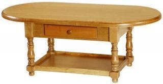 Rustikální stolek konferenční 8950