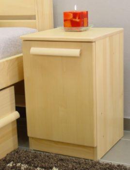 Noční stolek Katrin III-senior