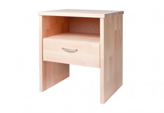 Noční stolek ERIK buk