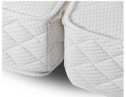Spojení matrací zipem od firmy UNAR
