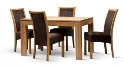 Jídelní stůl DM 016 z židlemi JENNIFER