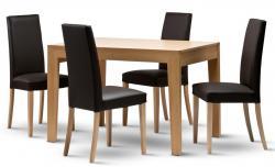 Jídelní stůl BRAVO a židle NANCY