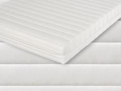 potah LADA<br/>Potah Lada se skládá z látky (100% polyester) o hmotnosti 200 g/m2, polyesterového rouna o hmotnosti 200 g/m2 a netkané textilie.