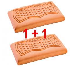 Anatomický polštář Orange 1+1