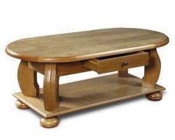 Rustikální stolek konferenční 8925