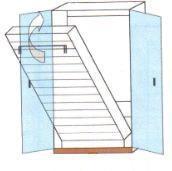 Sklopná postel 90x200
