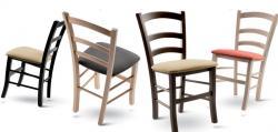výber odstínů židlí<br/>výbeř odstínů a látek židlí