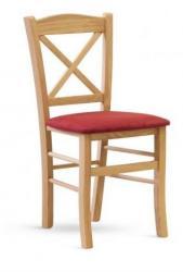 Jídelní židle CLAYTON  čalouněná