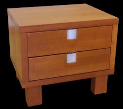 Noční stolek JANA dub