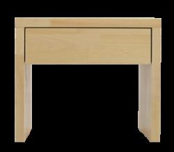 Noční stolek UNI Z1 dub