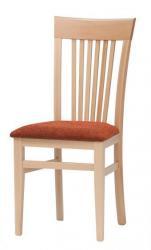 Jídelní židle K1 čalouněná