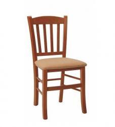 Jídelní židle VENETA odstín třešeň