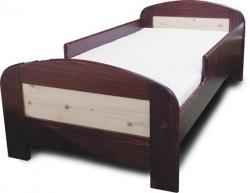 Pastelková postel