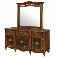 Komoda ze zrcadlem LARISA