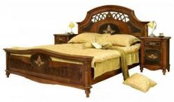 Replika historické postele LARISA
