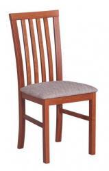 Židle Milan - olše<br/>bukový masív - židle Milan